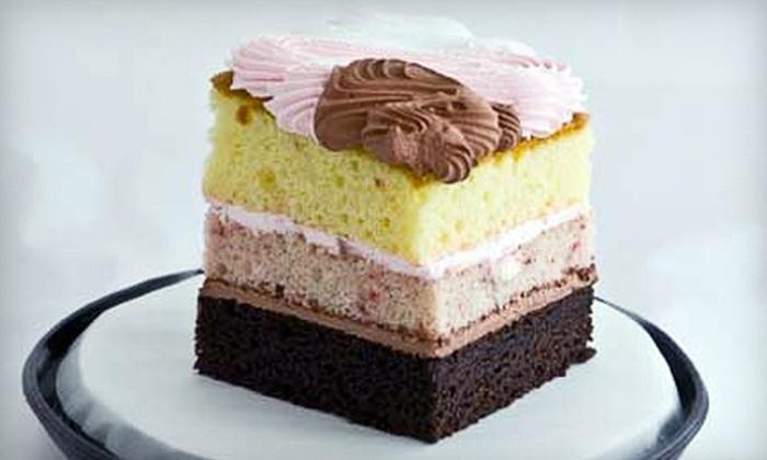 Larsen's Bakery - Racine: $12 for $24 Worth of Freshly Baked Cakes at Larsen's Bakery in Racine