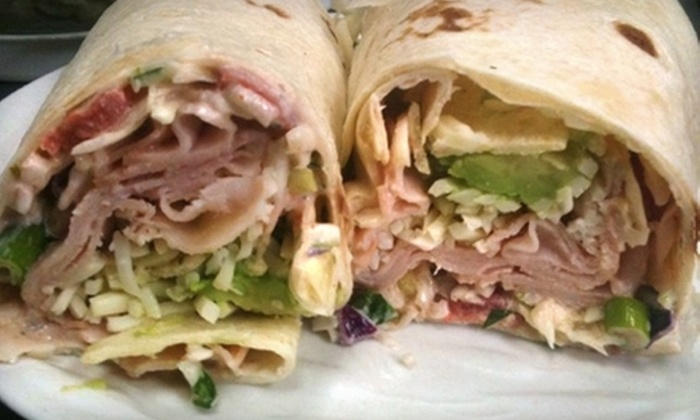 Café Chartier - Lexington: $5 for $10 Worth Of Sandwiches, Desserts, and Locally Roasted Coffee Drinks at Café Chartier in Lexington