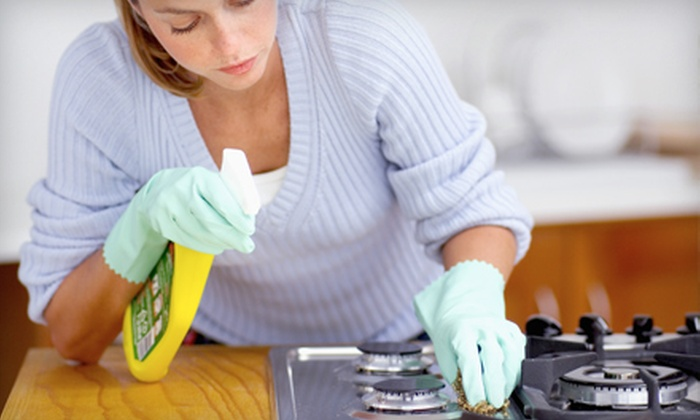 ExpoCleaning Corp - Multiple Locations: $29 for One Hour of Commercial or Residential Cleaning Services ($69 Value) or $69 for Three Hours from Expocleaning Corp ($200 Value)