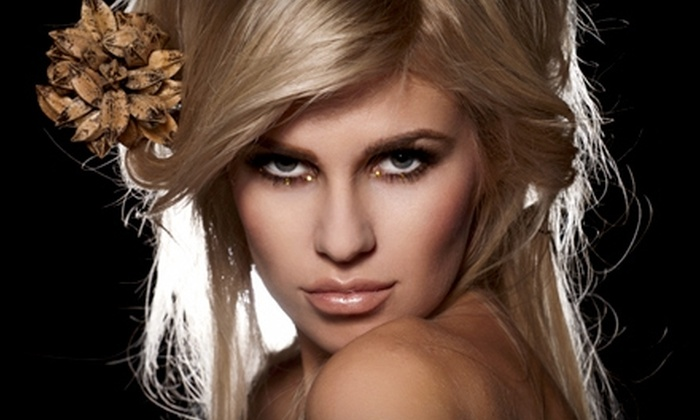 Kaya Salon & Spa - Green Valley Ranch: $30 for Cut, Deep-Conditioning Treatment, and Style at Kaya Salon & Spa in Henderson (Up to $85 Value)