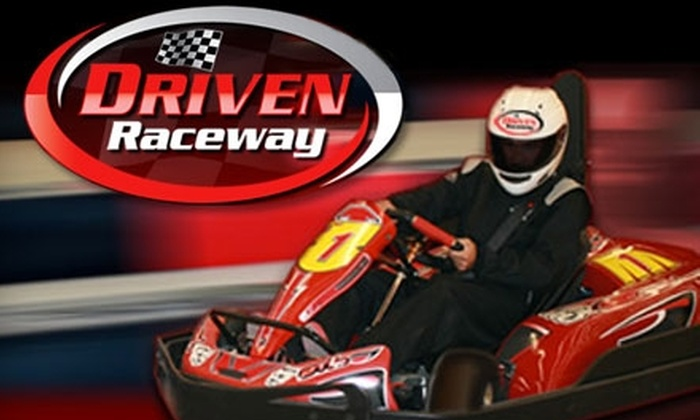 Driven Raceway - Multiple Locations: Half Off Indoor Kart Racing at Driven Raceway in Fairfield and Rohnert Park. Choose Between Two Options.