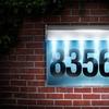 53% Off LED Solar Address Panel