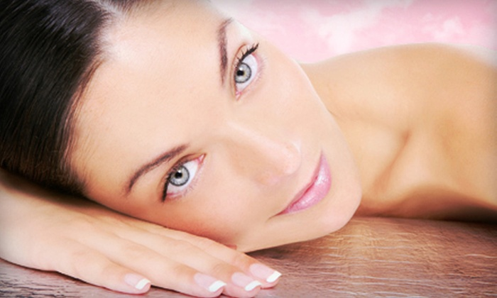 Luminique Medspa - Pearl River: 45-Minute Swedish Massage with Manicure or Facial at Luminique Medspa (Up to 80% Off)