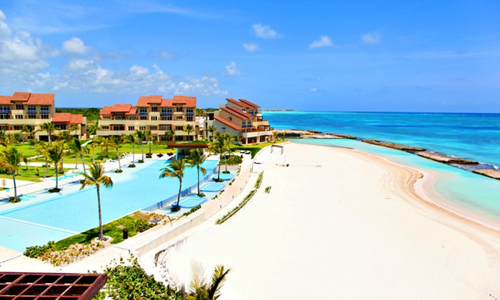 AlSol Del Mar Cap Cana - Punta Cana: 3-, 4-, 5-, or 7-Night All-Inclusive Stay for Two at AlSol Del Mar Cap Cana in Dominican Republic; Includes Taxes & Fees