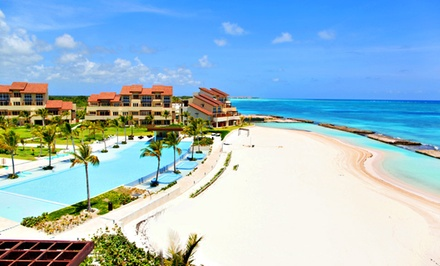 3-, 4-, 5-, or 7-Night All-Inclusive Stay for Two at AlSol Del Mar Cap Cana in Dominican Republic; Includes Taxes & Fees