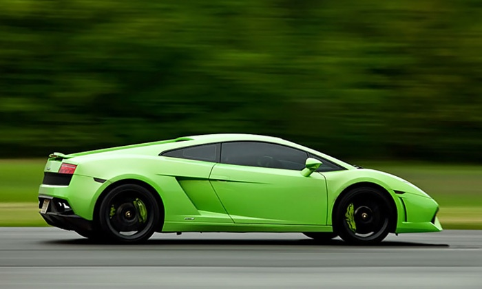 Gotham Dream Cars - Holmdel: $125 for a High-Speed Drive in a Ferrari or Lamborghini from Gotham Dream Cars ($249 Value)