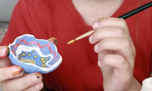Paint Spot: $14 for $25 Worth of Paint-Your-Own Pottery at Paint Spot