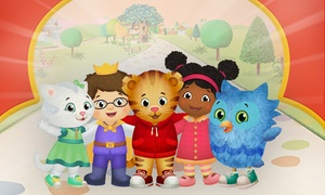 Daniel Tiger: Daniel Tiger on Friday, May 13, 2016, at 6:30 p.m.