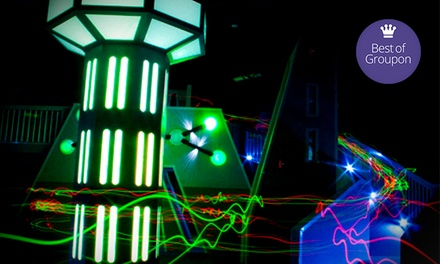 Six or Nine Games of Laser Tag at Laser Tag of Metairie (Up to 48% Off)