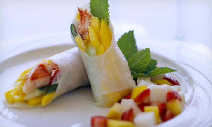 Bangkok Thai - Park City: $20 for $40 Worth of Upscale Thai Dinner at Bangkok Thai