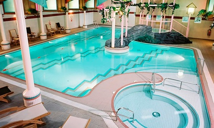 Spa Day with Two Treatments and Lunch or Afternoon Tea for One or Two at Low Wood Bay