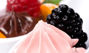 Seaside Yogurt: $3 for $5 Worth of Frozen Yogurt at Seaside Yogurt