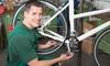 Revisión y lavado de bicicletas