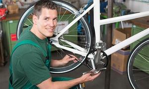 Reaction Bikes: Revisión, ajuste y lavado de 1 o 2 bicicletas desde 12,95 €