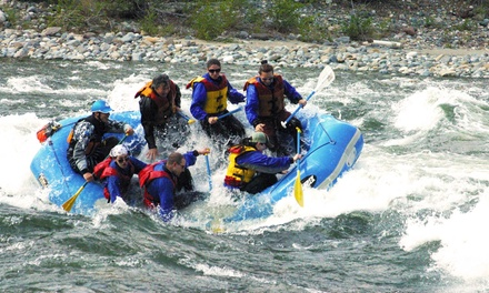Four- to Five-Hour Wenatchee River Rafting Trip for One or Two from The Outdoor Adventure Center (57% Off)