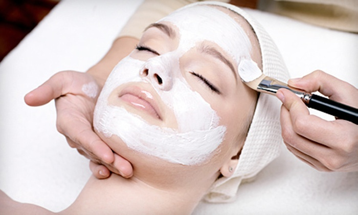 Facelogic Spa Mt. Pleasant - Mount Pleasant: $69 for an Organic Facial and Lip, Brow, or Chin Wax at Facelogic Spa Mt. Pleasant (Up to $141 Value)