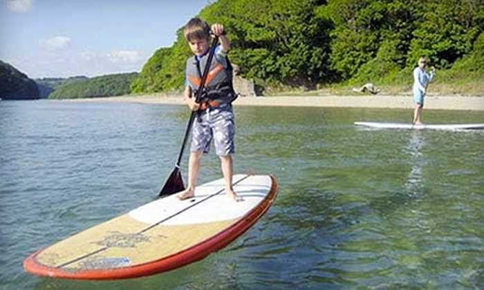 Ultimate Watersports - Multiple Locations: $25 for a Two-Hour Stand-Up Paddle Board Rental from Ultimate Watersports in Middle River, MD ($50 Value)