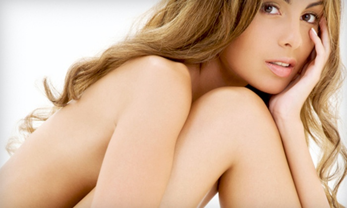 Ayromist - Multiple Locations: Body Scrub, Mud Wrap, or Spa Package with Both at Ayromist (Up to 71% Off)