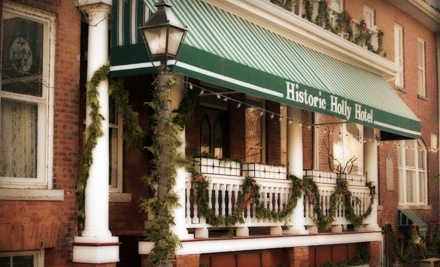 $50 Groupon to Holly Hotel  - Holly Hotel in Holly