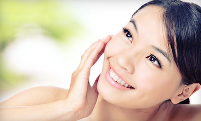 Omega Spa - Southwest Calgary: Two IPL Photo Facials on the Face Only or Face, Neck, and Décolleté at Omega Spa (75% Off)