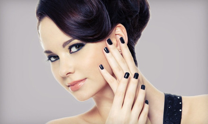 Allure Salon & Spa - Leominster: One or Two Long-Lasting Gel Manicures at Allure Salon & Spa (Up to 58% Off)