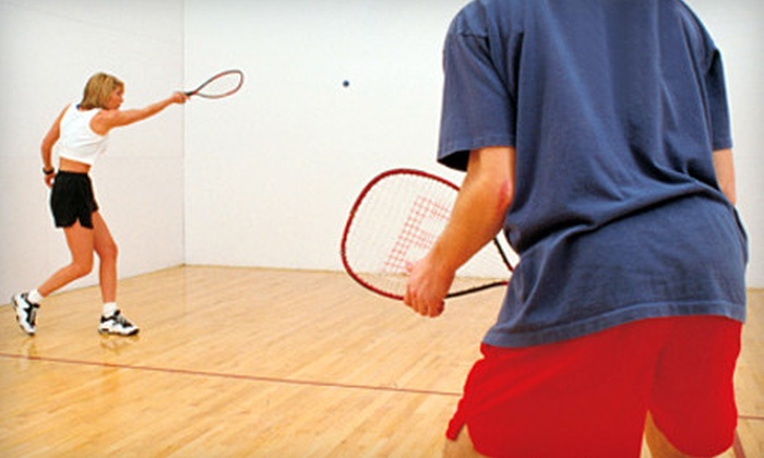 Dearborn Racquet & Health Club - Dearborn: Fitness-Center Visits, Personal Training, or Private Tennis Lessons at Dearborn Racquet & Health Club (Up to 90% Off)