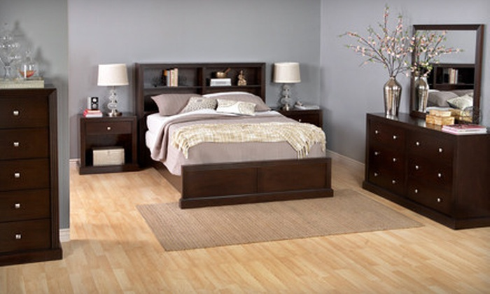 Maddies on Madison - Camelback East: Factory-Direct Furniture at Maddies on Madison (Up to 75% Off). Three Options Available.