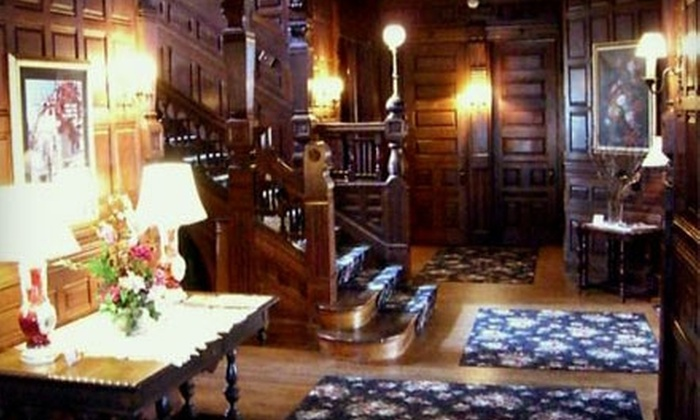 Mansion View Inn Bed & Breakfast - Old West End: $139 for a Two-Night Stay for Two at Mansion View Inn Bed & Breakfast (Up to $298 Value)