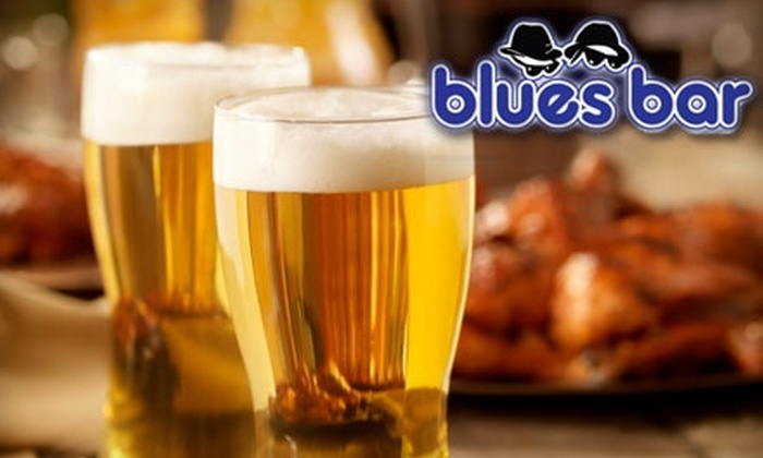 Blues Bar - Mount Prospect: $15 for $35 Worth of Barbecue at Blues Bar