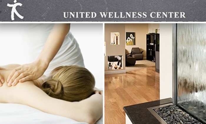 United Wellness Center - Herndon: $42 for 60-Minute Massage at United Wellness Center