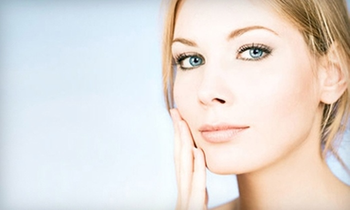 American Laser Centers - Amarillo: $49 for Three Ultrasonic Facial Treatments at American Laser Centers