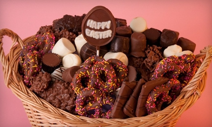 Mindy's Munchies - River Vale: $10 for $20 Worth of Chocolate Treats from Mindy's Munchies