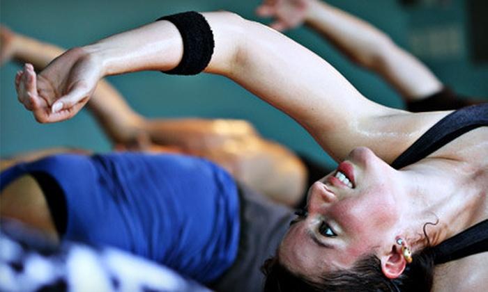 Dancing Mind Yoga - Falls Church: $30 for a 10-Class Pass to Dancing Mind Yoga in Falls Church ($150 Value)