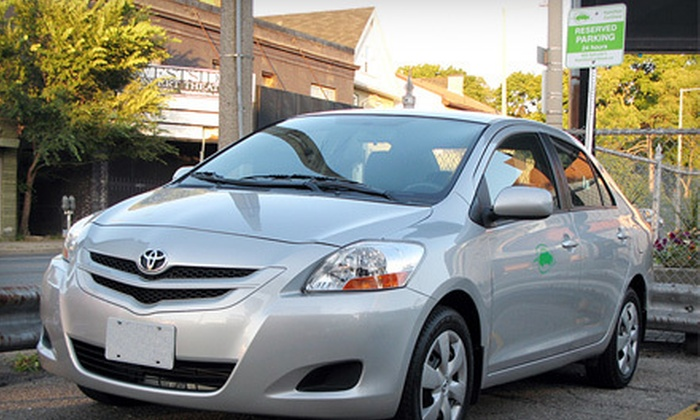 Grand River CarShare - City Commercial Core: $39 for Lifelong Simple Plan Membership Plus $20 Worth of Driving Credits from Grand River CarShare ($119 Value)