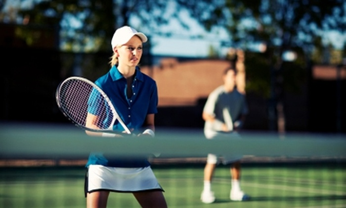 Five Seasons Family Sports Club - Sugarcreek: $45 for a Six-Week Tennis Program Plus Full Club Access at Five Seasons Family Sports Club ($95 Value)