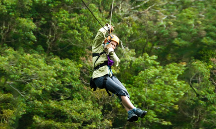 Outdoor Bound Adventures - Multiple Locations: Daylong Adventure Trips with Outdoor Bound Adventures