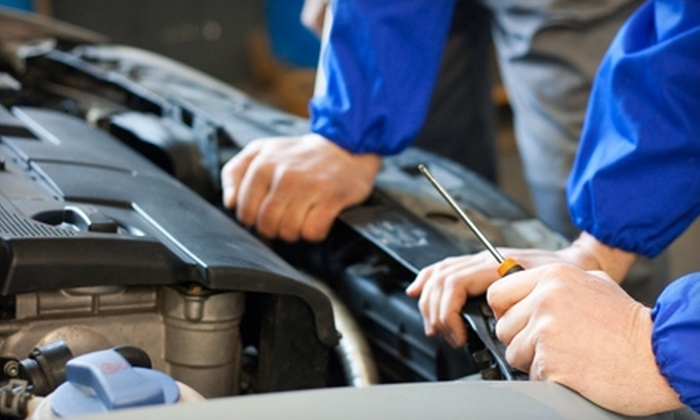 Freshwater Auto Centre - St. John's: $30 for Spring Auto Maintenance Inspection and Service Package at Freshwater Auto Centre ($59.95 Value)