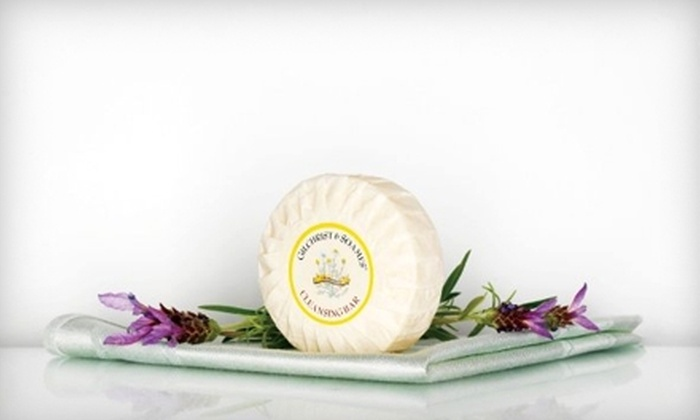 Gilchrist & Soames: $20 for $40 Worth of Fine Bath and Body Products from Gilchrist & Soames