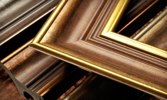 Riverwind Gallery - Ohio: $35 for $100 Worth of Custom Framing at Riverwind Gallery