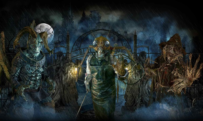 House of Torment Haunted House - Austin: $19 for a VIP Pass to House of Torment Haunted House ($37.88 Value)