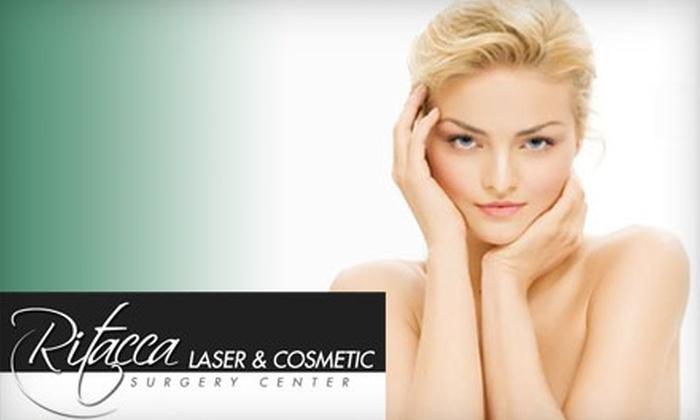 Ritacca Laser & Cosmetic Surgery Center - Vernon Hills: $99 for a Photofacial Rejuvenation at Ritacca Laser & Cosmetic Surgery Center ($350 Value)
