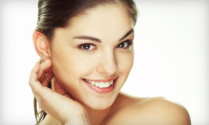 G-Spa - Multiple Locations: One, Two, or Three Microcurrent Facials at G-Spa (Up to 73% Off)