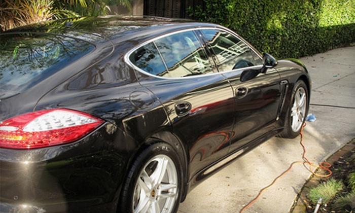 Alpha Dog Detailing - Huntington Beach: $99 for At-Home Paint-Restoration Car Detail from Alpha Dog Detailing ($235 Value)