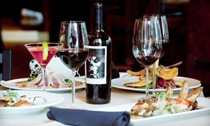 Twisted Vine Bistro - Downtown Historic District: $20 for $40 Worth of Upscale Bistro Fare and Drinks at Twisted Vine Bistro