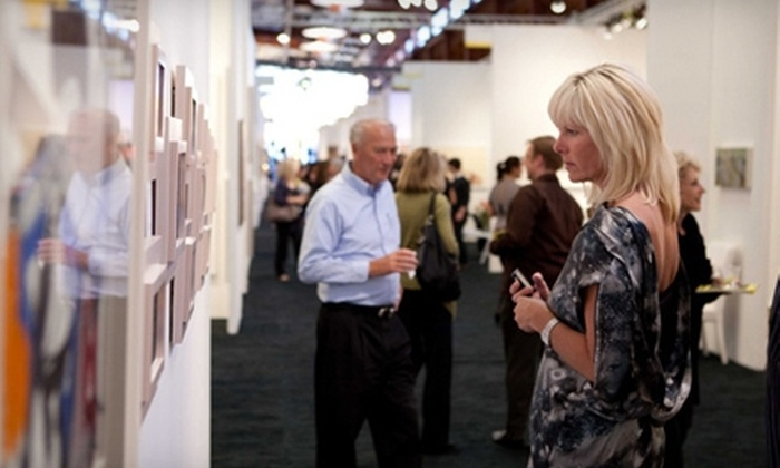 artMRKT Hamptons - Bridgehampton Historical Society: Two One-Day Tickets or One VIP Ticket to artMRKT Hamptons Art Fair in Bridgehampton. Two Options Available.