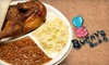Buckys BBQ - Multiple Locations: $7 for $15 Worth of Barbecue at Bucky's Bar-B-Q
