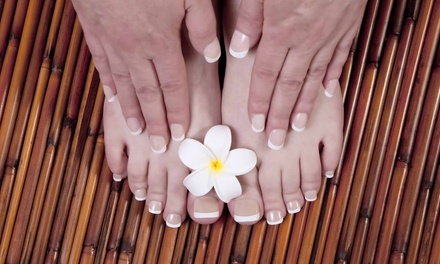 $29.99 for a Shellac Manicure and Express Pedicure at Richmond Beauty Bar ($55 Value)