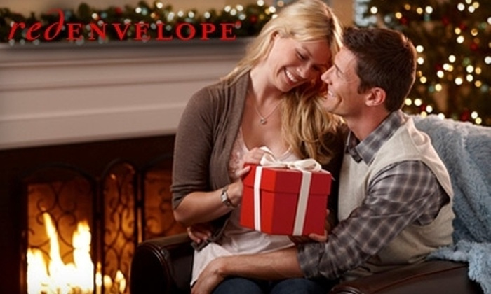 RedEnvelope: $15 for $30 Worth of Gifts from RedEnvelope