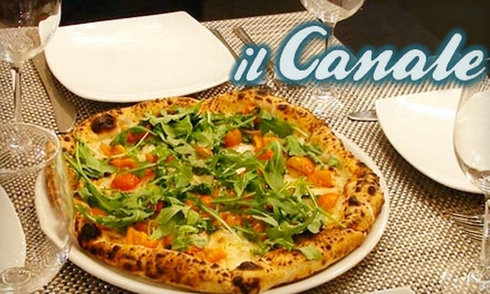 Il Canale - Georgetown: $15 for $30 Worth of Italian Fare at Il Canale