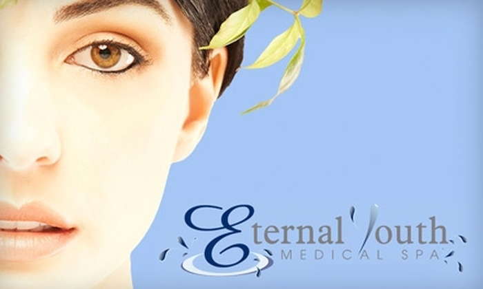 Eternal Youth Medical Spa - Interstate Business Park: $99 for Three Laser Hair-Removal Treatments at Eternal Youth Medical Spa (Up to $1,099.99 Value)